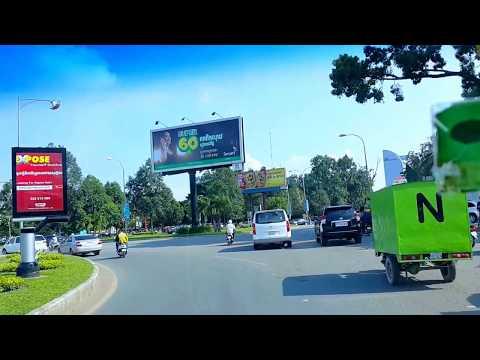 Amazing Cambodia Travel and Tourism - Phnom Penh Traveling - Asia Travel On YouTube # 184