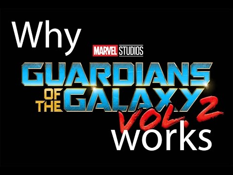 Thumbnail: Why Guardians of the Galaxy 2 Works