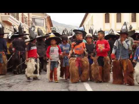 Fiestas de San Juan en Cotacachi.