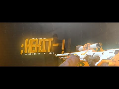 "SpeedArt - #5"" HEKIT-!"" by Jaime Design !"