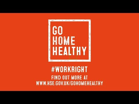 HSE's Go Home Healthy campaign