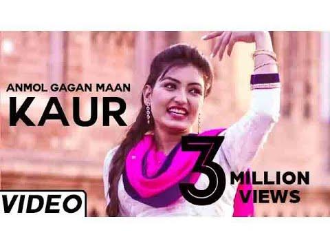 Kaur Hit Punjabi Song  Anmol Gagan Maan  Traditional Indian Music