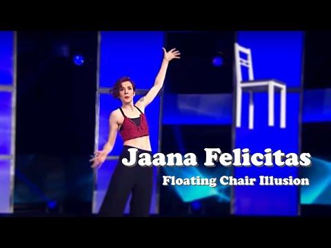 Download Jaana Felicitas performs Floating Chair on Fool Us, Season 7, Episode 7