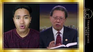 Iglesia Ni Cristo: LJ Caraang Responds to Ang Tamang Daan