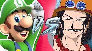 Luigi vs Ace