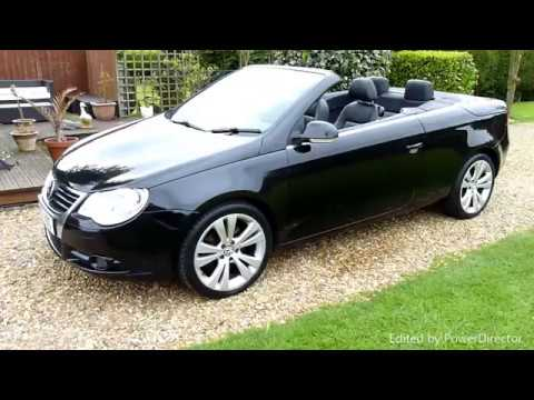 Video Review of 2007 Colkswagen EOS 2.0 Sport For Sale SDSC Specialist Cars Cambridge UK