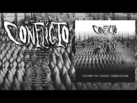 CONFLICTO - Slaves to Global Capitalism [Full Album]
