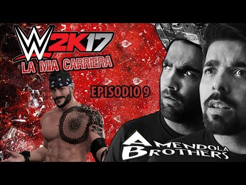 THE AUTHORITY CI PUNISCE ! - WWE 2K17 : La mia carriera Ep.9