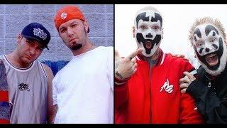 The Iron Sheik Brokers a Peace Treaty Between Limp Bizkit and Insane Clown Posse