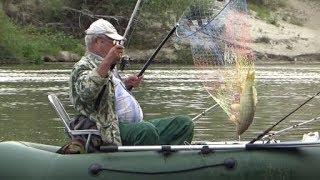 Летняя рыбалка на реке Дон ( 16-17 августа , полный отчет )