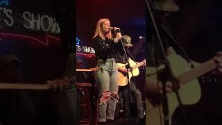 Lauren Alaina 'Getting Good' Coyote Joe's Tanner Guitar Pull