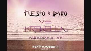 Repeat youtube video Tiesto & Dyro vs Krewella - Paradise Alive (Kevin Maleesha Bootleg)
