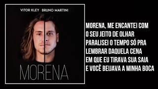 Baixar Vitor Kley & Bruno Martini - Morena (Letra)