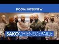 Capture de la vidéo Doominterview : Sako (Chiens De Paille) Raconte Son Histoire Du Rap - 90Bpm