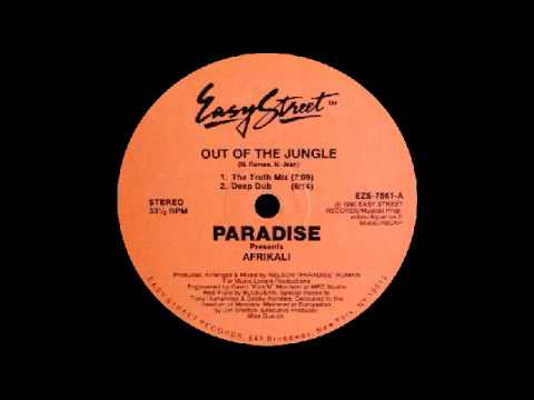 Paradise Presents Afrikali - Out Of The Jungle (The Truth Mix) [Easy Street Records] 1990