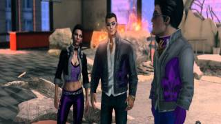 Saints Row: The Third - First Mission (HD Gameplay)