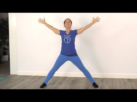 Core and Strength Workout (Yoga Alternative) by WholyFit