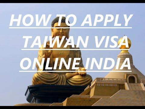 How to Apply Taiwan Visa Online | Taiwan Tourist Visa Checklist