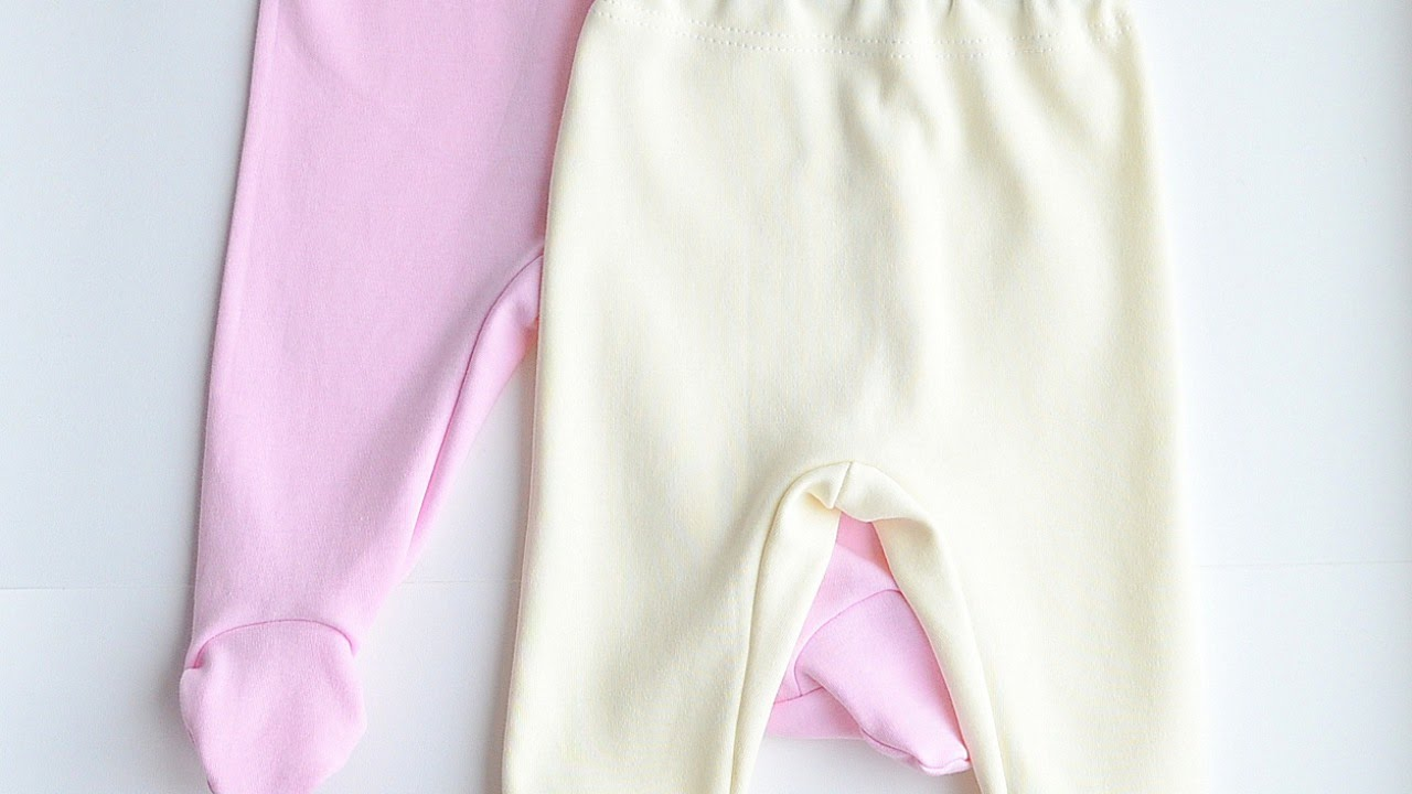 How To Learn To Sew Baby Clothes