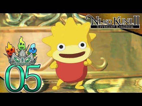 Ni No Kuni 2: Revenant Kingdom - Part 5 - King Maker