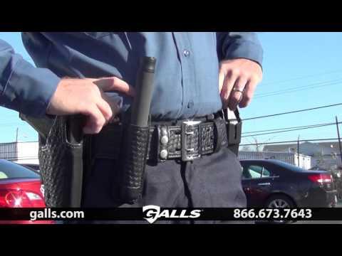 Galls Leather Sam Browne Duty Belt - LP145