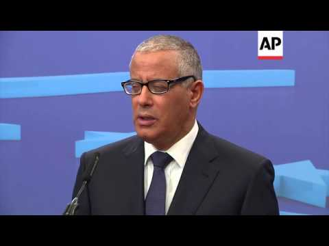 Libyan PM comments on recent violence in Niger