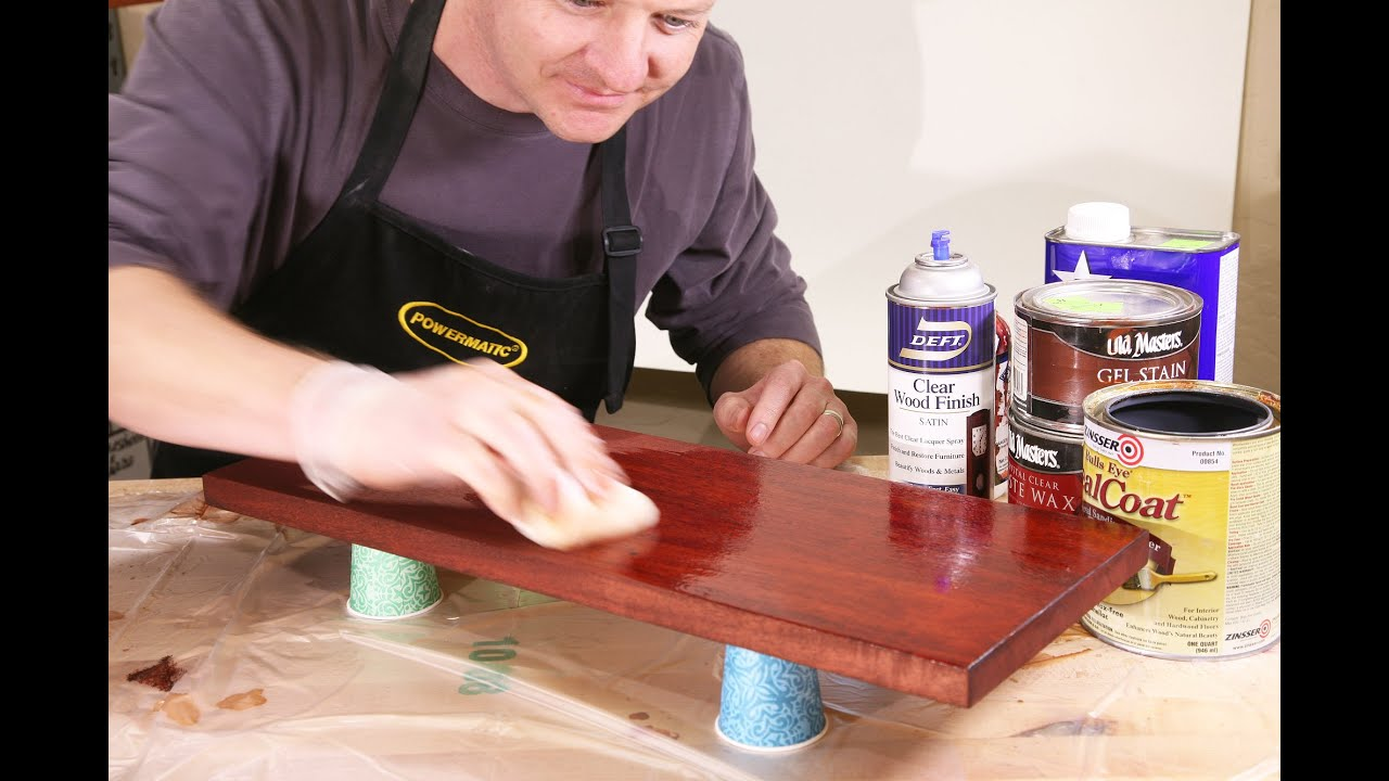 ... Tips for Beautiful Color in Your Woodworking Projects - YouTube
