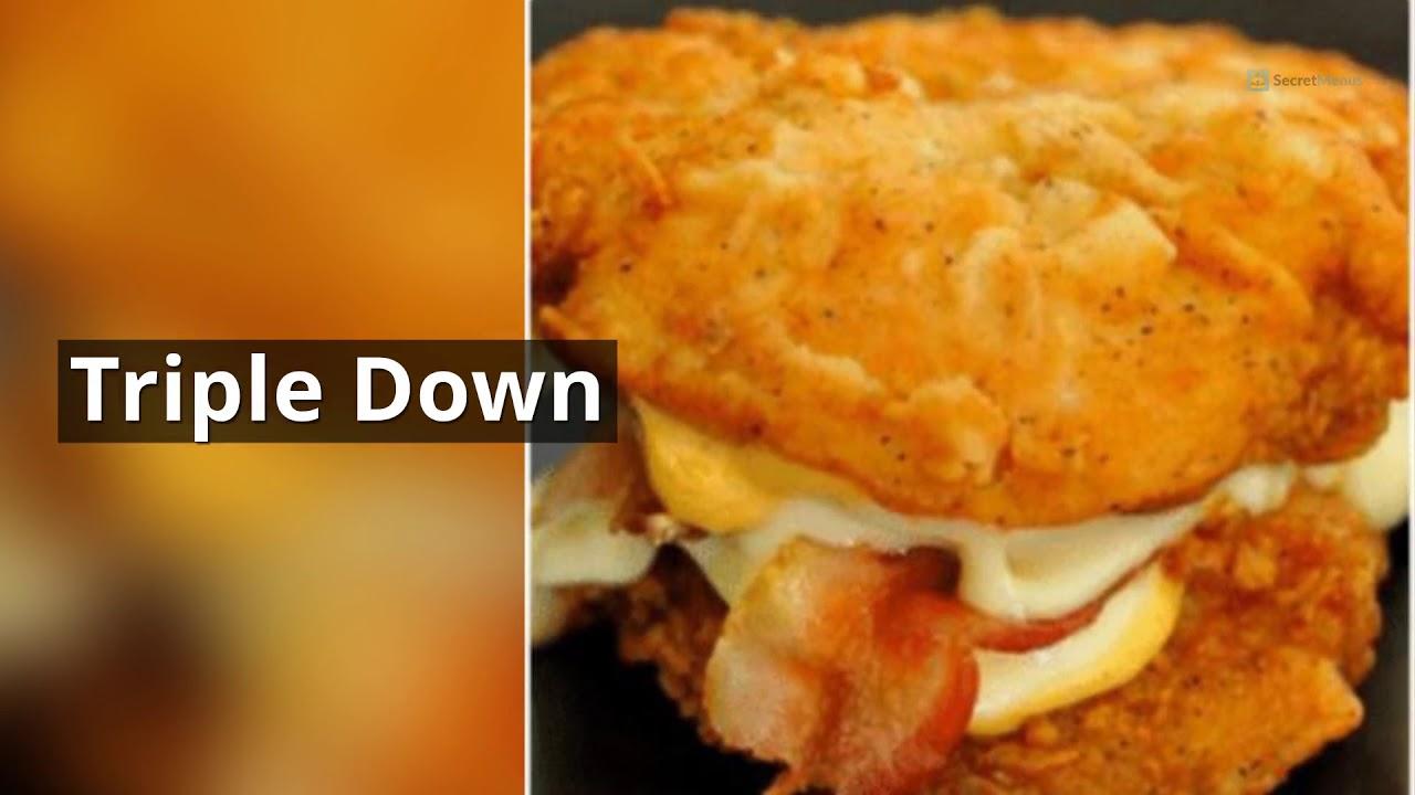 Kentucky fried chicken kfc secret menu items - Kentucky french chicken ...
