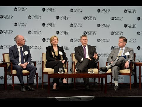 Foreign Affairs LIVE: Federal CIOs and their Evolving Role in Government