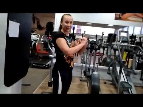 Атлетик фитнес-клуб