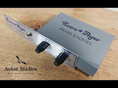 The Retroflyer - An Introduction - Active Retrofit Preamp & Tremolo For Fender Rhodes