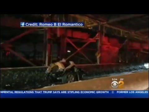 Deadly Williamsburg Bridge Crash