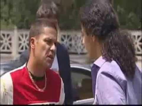 REGINA - bataie Armando vs Sile