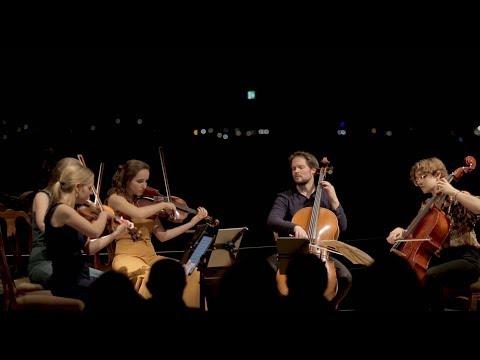 Archipelago: il Quartetto Dudok e Giulia Attili