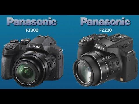 panasonic fz300 vs panasonic fz200 youtube