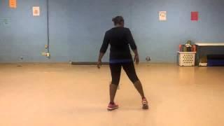 Anytime Cha Cha Line Dance Instructional