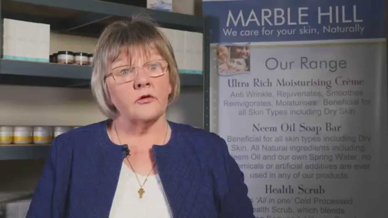 Success of CTEIP programme | Marble Hill Natural Skincare