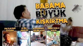 BABAMA_DUBLE_KIŞKIRTMA!