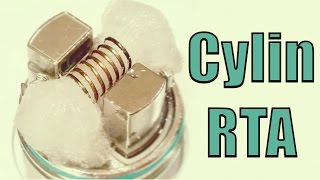 wismec Cylin RTA -  How To & Review by VapeWild