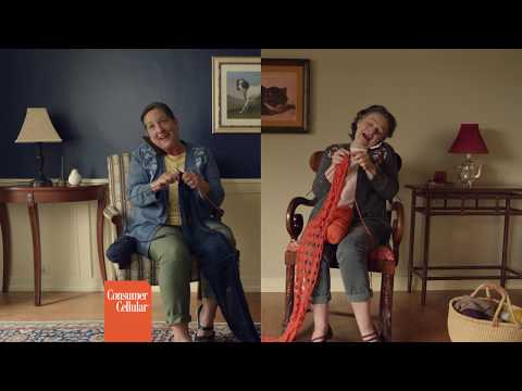 "DNA Seattle - Consumer Cellular ""Just For You."""