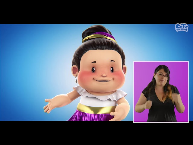 Pichintún | Emilia, una niña de Arica | Lengua de señas