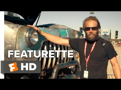 Monster Trucks Featurette - Rally 2017 - Family Movie