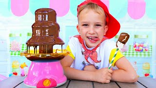 Download Vlad and Nikita pretend play with cooking toys