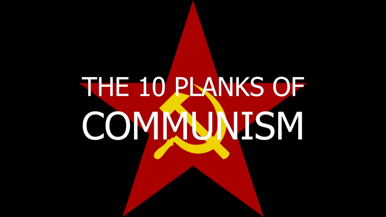 Ten Planks of Communism
