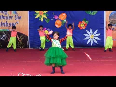 SAVE ENVIRONMENT NATURE GROUP DANCE BY SCHILDREN-SAN MARINO PUBLIC SCHOOL INDORE