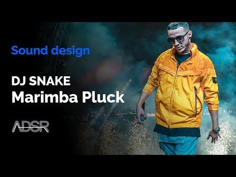 DJ Snake Style Marimba Pluck in SERUM