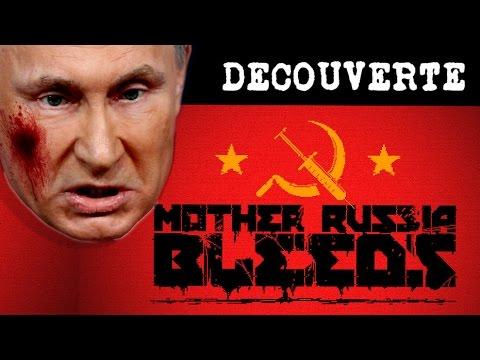 Découverte - MOTHER RUSSIA BLEEDS