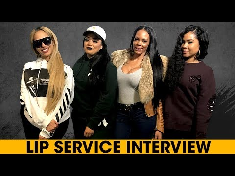 The Lip Service Crew Talk Myths About Men, Sex Toys, Double Standards + More