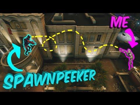 Easy Shotgun Trick - Rainbow Six Siege Operation White Noise Random and Funny Moments