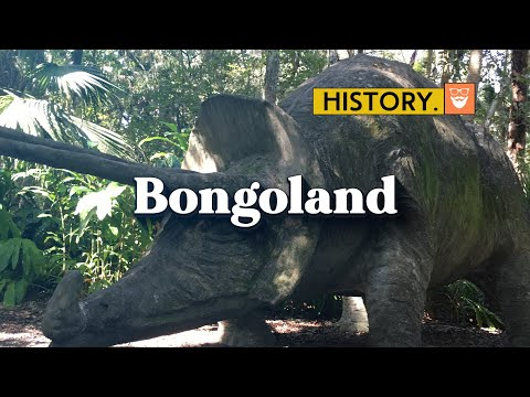 Forgotten Dinosaurs of Bongoland Abandonded Roadside Attraction | ChadGallivanter